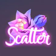 Scatter symbol at Butterfly Staxx video slot