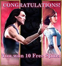 Free Spins bonus feature