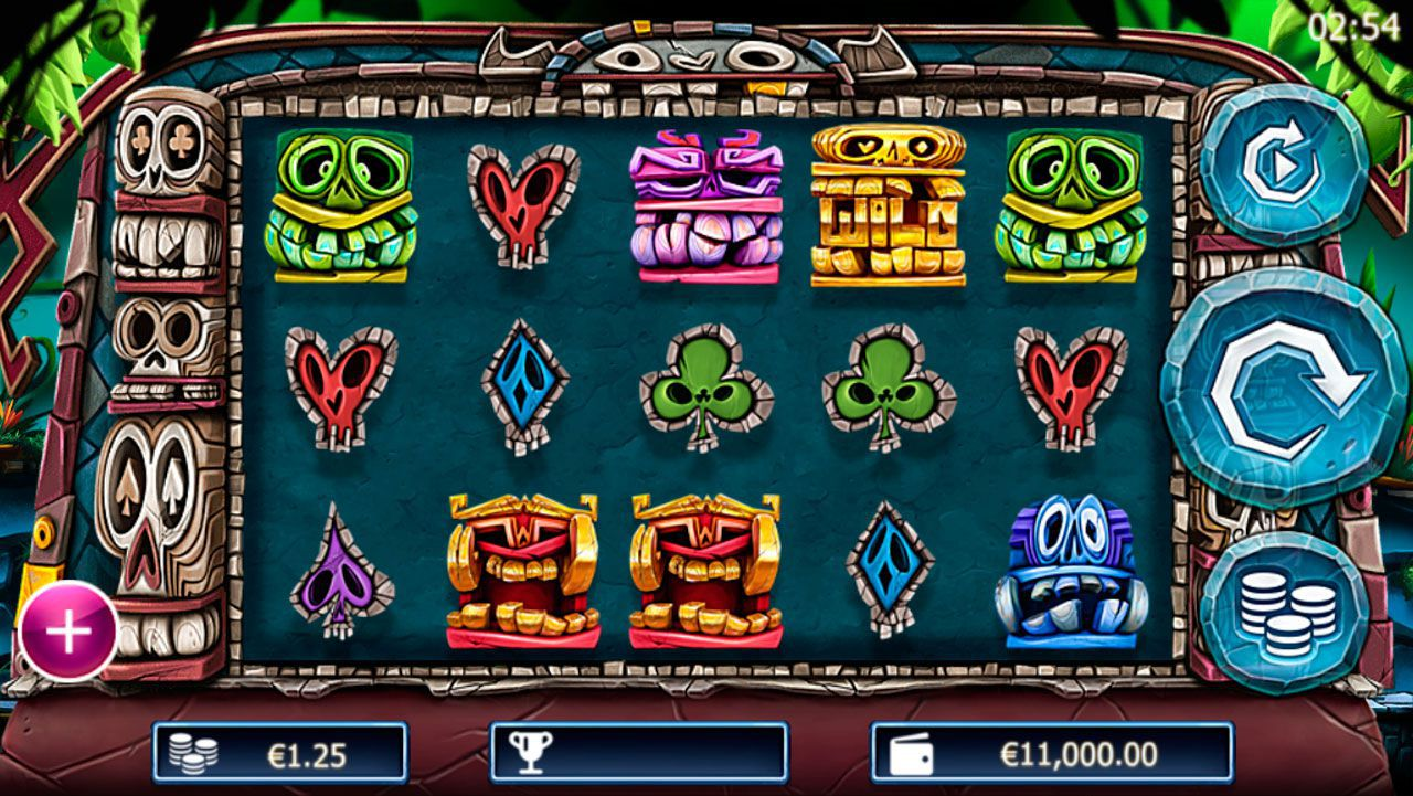 Mobile version of Big Blox video slot