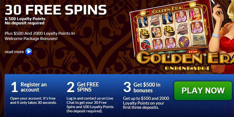 How To Get 30 Free Spins At Go Wild Casino No Deposit Needed