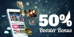 50% Booster Bonus at GoWild Casino