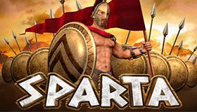 Sparta - a new video slot by Habanero