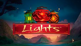 Get 50 free spins at Lights Slot for a deposit at iGame Casino