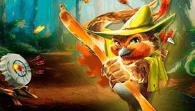 €10,000 tournament on Robin Hood new slot - Prince of Tweets by Unibet Casino