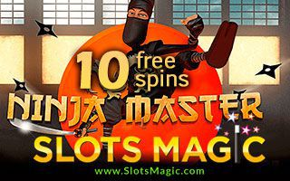 Slots Magic Casino 10 free spins no deposit bonus