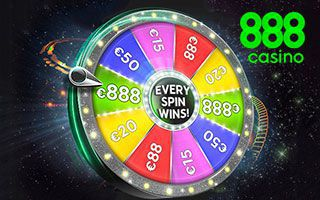 888 Casino free play no deposit bonus
