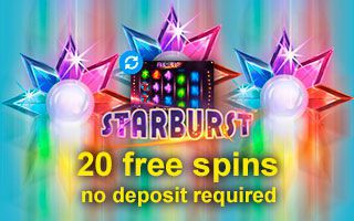Casino Room - 20 free spins for registration without a deposit