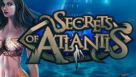 Win the treasures of Atlantis with 25 Free Spins