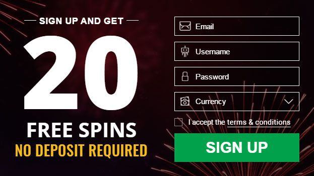 BitStarz Casino - how to register an account to play real money casino games