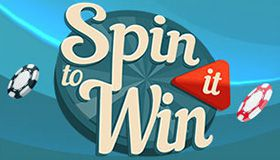 Spin it to Win it Mondays: 50 free spins on certain slots
