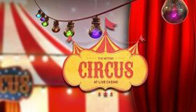 Get €5 every week for playing Circus Roulette at Unibet Casino