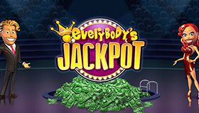 12 lucky men hit the jackpot at Everybody's Jackpot slot in October