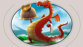 Free spins at JoyCasino on Dragon Island by Quickspin
