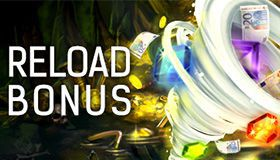 New Year reload bonus at RedStar Casino