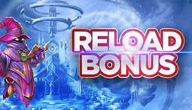 50% reload bonus up to $200 at RedStar Casino