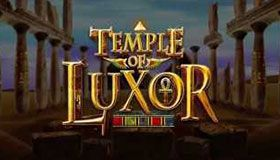 Temple of Luxor - new video slot by Genesis Gaming
