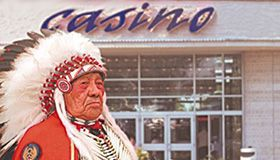 Indian tribes earn up to $120 billion per year on casinos