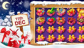 Christmas Calendar: offers for December 11th