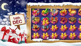 Christmas Calendar: offers for December 14th