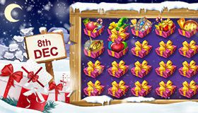 Christmas Calendar: offers for December 8th