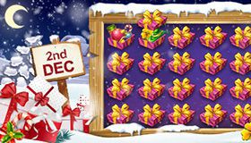 Christmas Calendar: offers for December 2nd