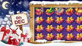 Christmas Calendar: offers for December 6th