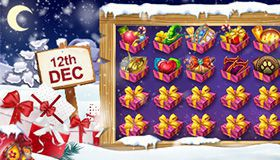 Christmas Calendar: offers for December 12th