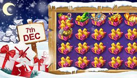 Christmas Calendar: offers for December 7th