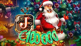 Christmas spirit and €100.000 to win at JoyCasino