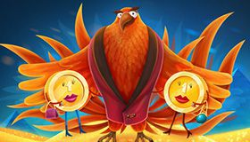 Be the first one to play Phoenix Sun at JoyCasino
