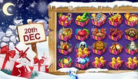 Christmas Calendar of promotions at online casinos: offers for December 20th