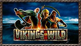 Get your share of €2,000 by playing at Vikings Go Wild slot