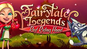 Take part in the Fairytale Legends today at InterCasino