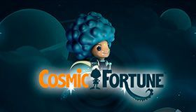 The Cosmic Fortune jackpot has gone interstellar