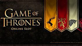 Free spins on Game of Thrones gaming slot at Unibet Casino