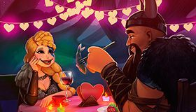 Cupid shoot freespins at your JoyCasino account