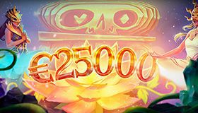 €25000 to win in the February Fantasy Mission