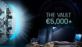 InterCasino unlocks The Vault this March