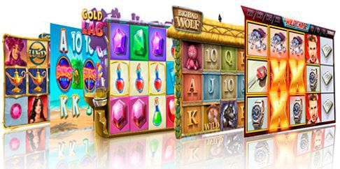 Video slots by Quickspin