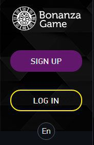 Bonanza Game Casino sign up