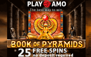 Playamo Casino No Deposit Bonus Code For 25 Free Spins On Registration