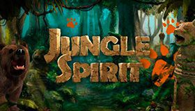 Up to 100 free spins on Jungle Spirit: Call of the Wild video slot at Riobet Casino
