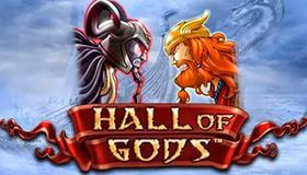 Get 25 Royal Spins for Hall of Gods at Royal Panda Casino
