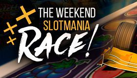 Weekly Slotmania Race at Energy Casino