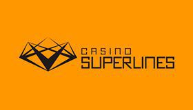Casino Superlines registration code upon sign up