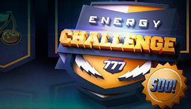 The Weekend Energy Challenge tournaments at Energy Casino