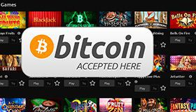 Argo Casino and Casino ZigZag777 added the ability to deposit/withdraw funds via Bitcoin