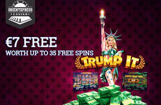 Orientxpress Casino No Deposit Bonus 7 In Free Money On Sign Up