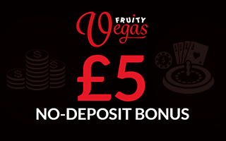 Fruity Vegas Casino no deposit bonus