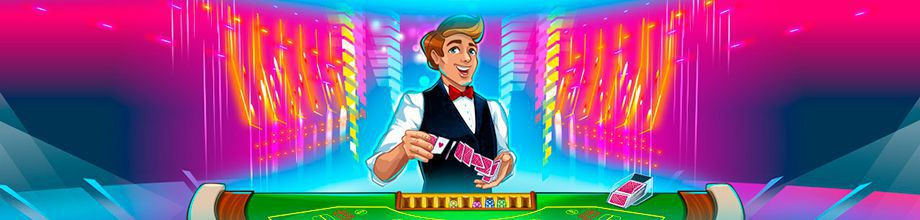 Real money table and card games at Winzino Casino